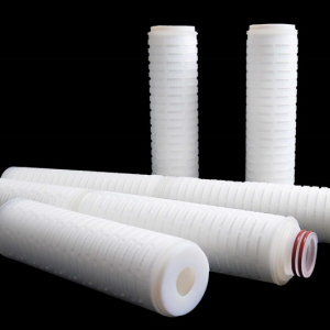Cartridge Filter Pleated 20 Micron
