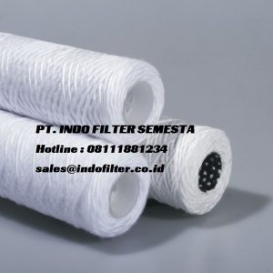 Cartridge Filter Cotton 100 Micron