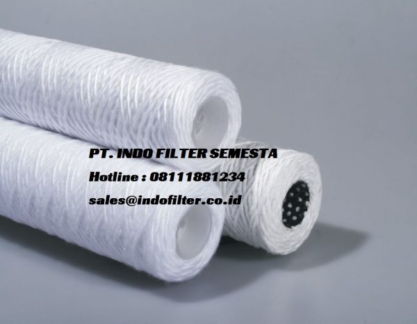 Cartridge Filter Benang 100 Micron