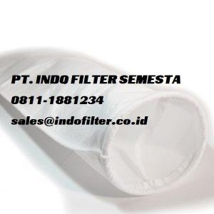Filter Bag PE 25 Micron Size 2