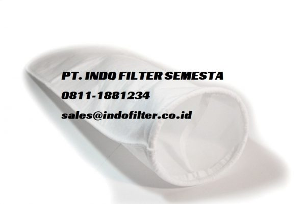 filter bag pe 5 micron 7×32 inch